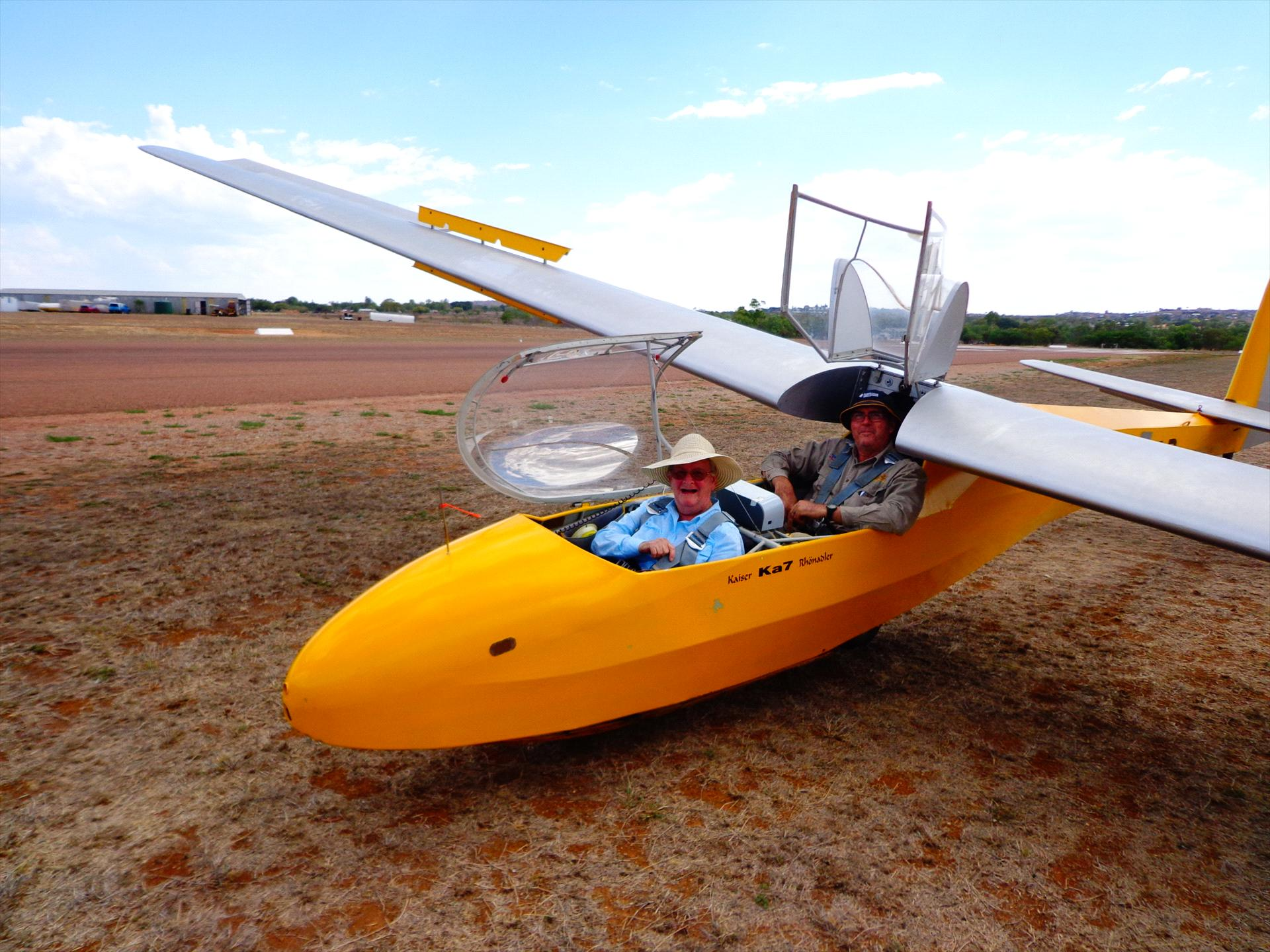 NORTH QUEENSLAND SOARING CENTRE
